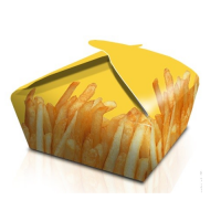 Caixas de Batata Frita