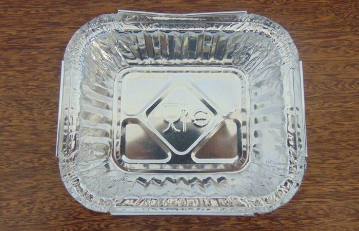 Forma de Alumínio Retangular_RE250
