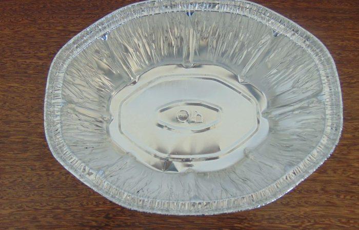Forma de Alumínio Oval_SP2600